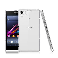Coque Antichocs Rigide Transparente Crystal pour Sony Xperia Z1 L39h Clair