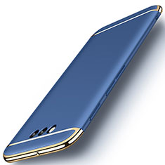 Coque Bumper Luxe Metal et Plastique Etui Housse M01 pour Huawei Honor Magic Bleu