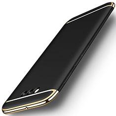 Coque Bumper Luxe Metal et Plastique Etui Housse M01 pour Huawei Honor Magic Noir