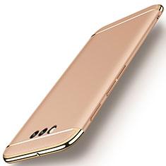 Coque Bumper Luxe Metal et Plastique Etui Housse M01 pour Huawei Honor Magic Or