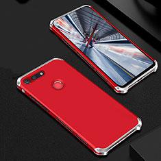 Coque Bumper Luxe Metal et Plastique Etui Housse M01 pour Huawei Honor V20 Colorful