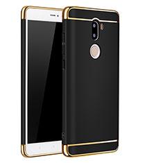 Coque Bumper Luxe Metal et Plastique pour Xiaomi Mi 5S Plus Noir