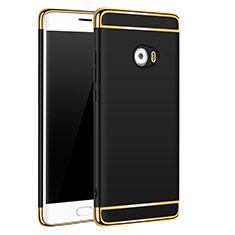Coque Bumper Luxe Metal et Plastique pour Xiaomi Mi Note 2 Noir