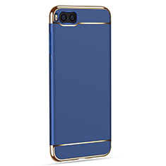Coque Bumper Luxe Metal et Plastique pour Xiaomi Mi Note 3 Bleu