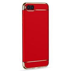 Coque Bumper Luxe Metal et Plastique pour Xiaomi Mi Note 3 Rouge