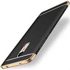 Coque Bumper Luxe Metal et Plastique pour Xiaomi Redmi Note 4X Noir
