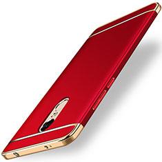 Coque Bumper Luxe Metal et Plastique pour Xiaomi Redmi Note 4X Rouge