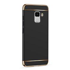 Coque Luxe Aluminum Metal pour Huawei Honor 7 Noir