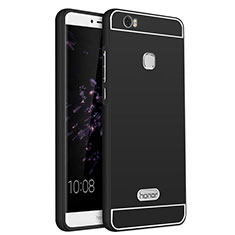 Coque Luxe Aluminum Metal pour Huawei Honor V8 Max Noir