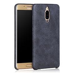 Coque Luxe Cuir Housse pour Huawei Mate 9 Pro Noir