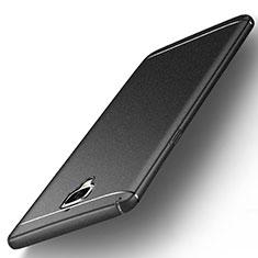 Coque Plastique Etui Rigide Sables Mouvants pour OnePlus 3 Noir