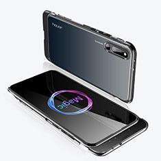 Coque Plastique Mat Protection Integrale 360 Degres Avant et Arriere Etui Housse M02 pour Huawei Honor Magic 2 Clair