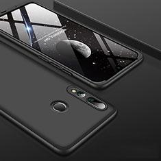 Coque Plastique Mat Protection Integrale 360 Degres Avant et Arriere Etui Housse pour Huawei Honor 20 Lite Noir