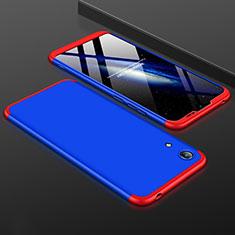 Coque Plastique Mat Protection Integrale 360 Degres Avant et Arriere Etui Housse pour Huawei Honor 8A Mixte