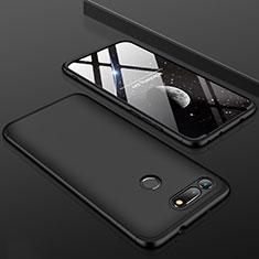 Coque Plastique Mat Protection Integrale 360 Degres Avant et Arriere Etui Housse pour Huawei Honor View 20 Noir