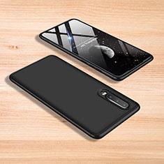 Coque Plastique Mat Protection Integrale 360 Degres Avant et Arriere Etui Housse pour Xiaomi Mi 9 Noir