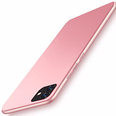 Coque Plastique Rigide Etui Housse Mat M01 pour Apple iPhone 11 Or Rose