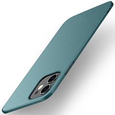 Coque Plastique Rigide Etui Housse Mat M01 pour Apple iPhone 12 Mini Vert