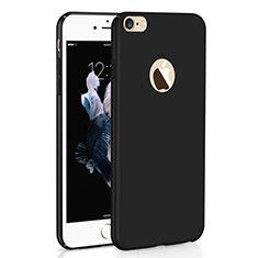 Coque Plastique Rigide Etui Housse Mat M01 pour Apple iPhone 6S Plus Noir