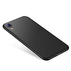 Coque Plastique Rigide Etui Housse Mat M01 pour Apple iPhone XR Noir