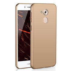 Coque Plastique Rigide Etui Housse Mat M01 pour Huawei Enjoy 6S Or