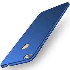 Coque Plastique Rigide Etui Housse Mat M01 pour Huawei Enjoy 7 Bleu