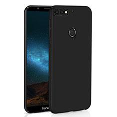 Coque Plastique Rigide Etui Housse Mat M01 pour Huawei Enjoy 8 Noir