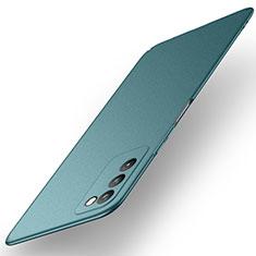 Coque Plastique Rigide Etui Housse Mat M01 pour Huawei Honor 30 Lite 5G Vert