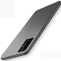 Coque Plastique Rigide Etui Housse Mat M01 pour Huawei Honor 30 Noir