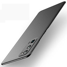 Coque Plastique Rigide Etui Housse Mat M01 pour Huawei Honor 30 Pro Noir