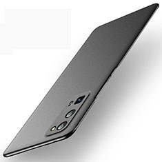 Coque Plastique Rigide Etui Housse Mat M01 pour Huawei Honor 30 Pro+ Plus Noir