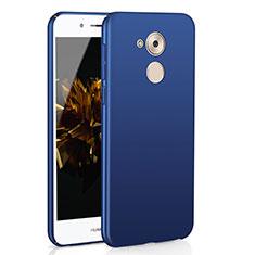 Coque Plastique Rigide Etui Housse Mat M01 pour Huawei Honor 6C Bleu