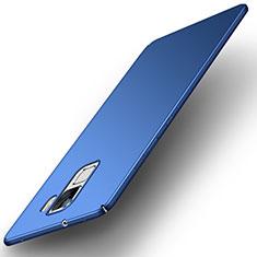 Coque Plastique Rigide Etui Housse Mat M01 pour Huawei Honor 7 Dual SIM Bleu