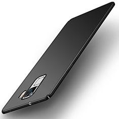 Coque Plastique Rigide Etui Housse Mat M01 pour Huawei Honor 7 Noir
