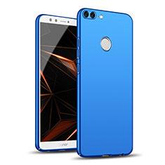 Coque Plastique Rigide Etui Housse Mat M01 pour Huawei Honor 9 Lite Bleu