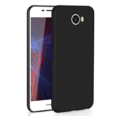 Coque Plastique Rigide Etui Housse Mat M01 pour Huawei Honor Play 5 Noir