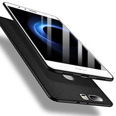 Coque Plastique Rigide Etui Housse Mat M01 pour Huawei Honor V8 Noir
