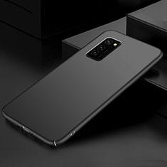 Coque Plastique Rigide Etui Housse Mat M01 pour Huawei Honor View 30 Pro 5G Noir