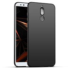 Coque Plastique Rigide Etui Housse Mat M01 pour Huawei Mate 10 Lite Noir