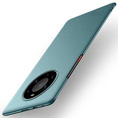 Coque Plastique Rigide Etui Housse Mat M01 pour Huawei Mate 40 Pro+ Plus Vert