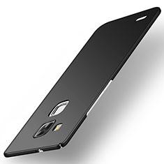 Coque Plastique Rigide Etui Housse Mat M01 pour Huawei Mate 7 Noir