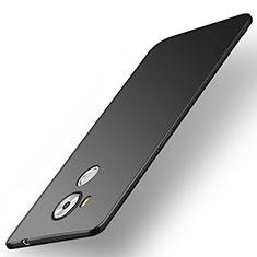 Coque Plastique Rigide Etui Housse Mat M01 pour Huawei Mate 8 Noir