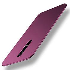 Coque Plastique Rigide Etui Housse Mat M01 pour Huawei Mate RS Violet