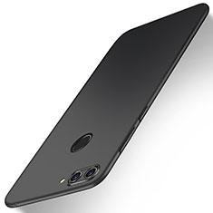 Coque Plastique Rigide Etui Housse Mat M01 pour Huawei Nova 2 Plus Noir