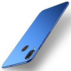 Coque Plastique Rigide Etui Housse Mat M01 pour Huawei Nova 3 Bleu