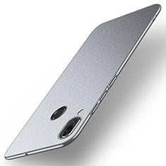 Coque Plastique Rigide Etui Housse Mat M01 pour Huawei Nova 3 Gris
