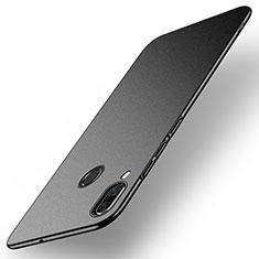 Coque Plastique Rigide Etui Housse Mat M01 pour Huawei Nova 3 Noir