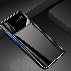 Coque Plastique Rigide Etui Housse Mat M01 pour Huawei Nova 5T Noir