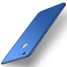 Coque Plastique Rigide Etui Housse Mat M01 pour Huawei Nova Bleu