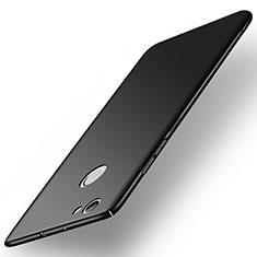 Coque Plastique Rigide Etui Housse Mat M01 pour Huawei Nova Noir